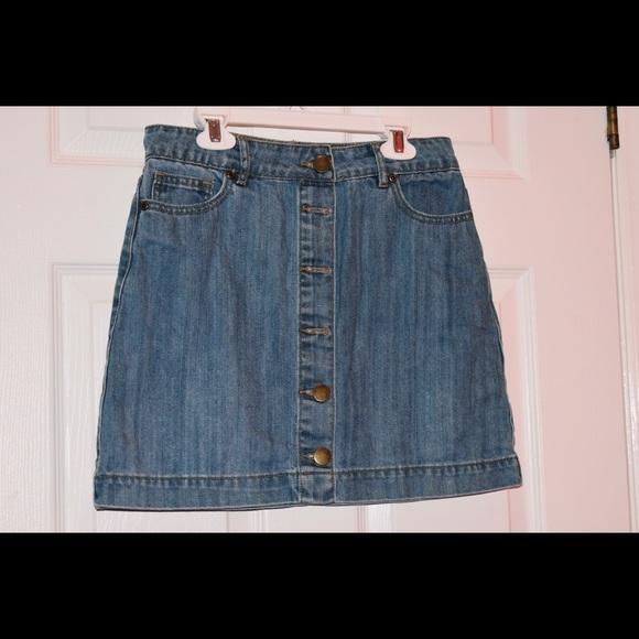 Forever 21 Dresses & Skirts - Forever 21 Jean skirt